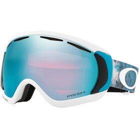 Oakley Canopy goggles wit/turquoise